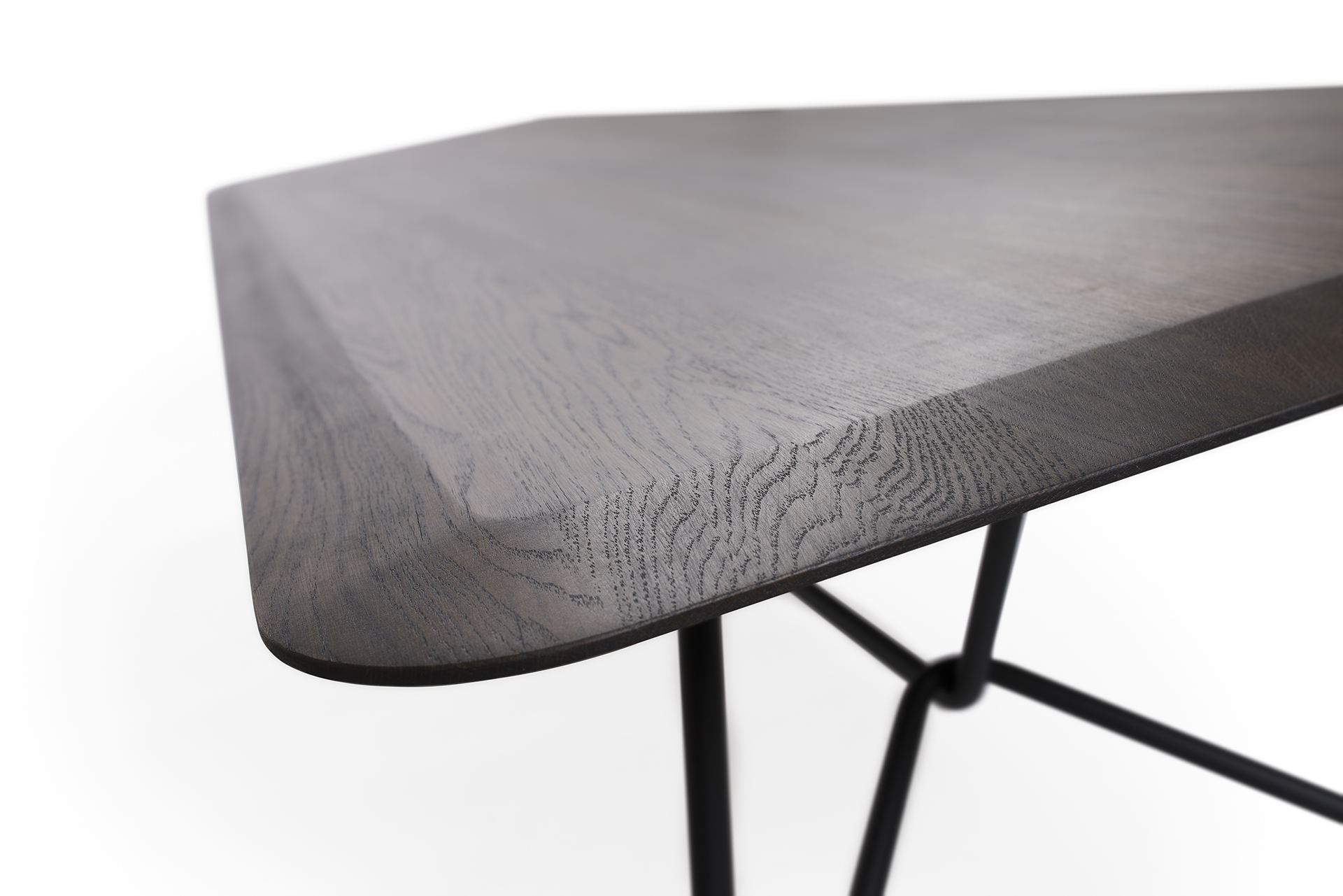 Air tafel Charcoal