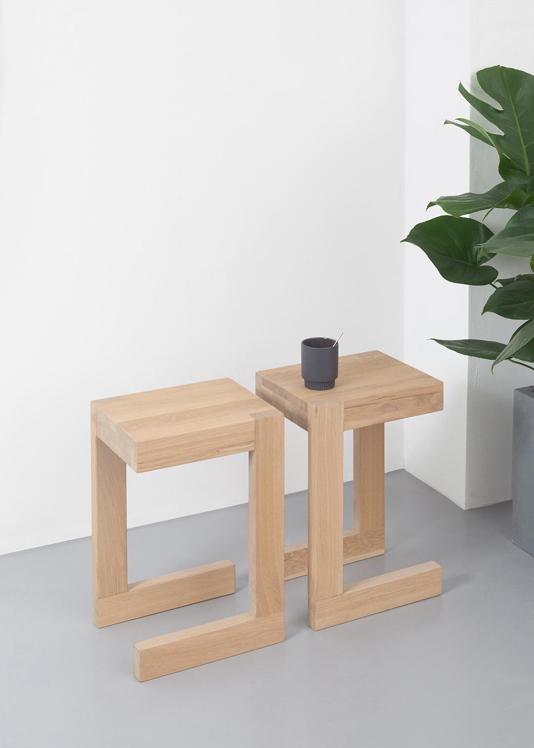 Frames design bijzettafel l Erik Jansen l Odesi. Dutch Design Online.