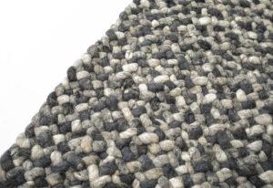 Design vloerkleed wol