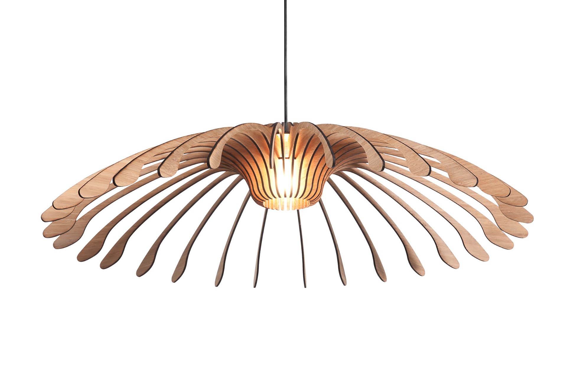 Design Flower Large lamp l Djanim Fabian van der Schalk l Odesi.